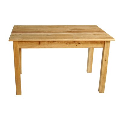 Bradley Brand Furniture Rustic Dining Table