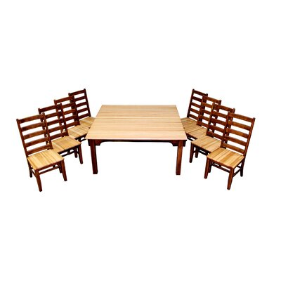Bradley Brand Furniture River Valley Dining Table