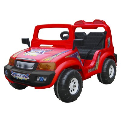 CTM Homecare Product, Inc. Double Seater Electric Touring Car