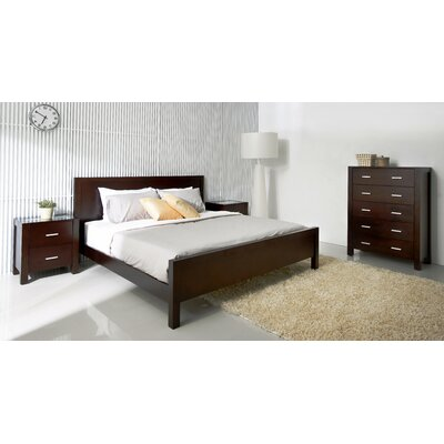 Azara Panel 4 Piece Bedroom Collection