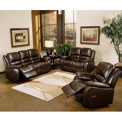 Jpg for Abbyson living sedona leather chaise recliner