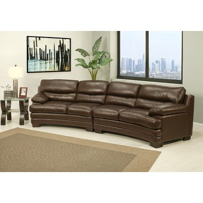 Curved Elegant Sofa Wayfair
