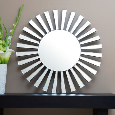 Abbyson Living Utopia Wall Mirror