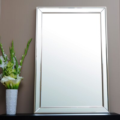 Abbyson Living Aria Rectangle Wall Mirror