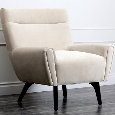 Abbyson Living Marquis Suede Chair