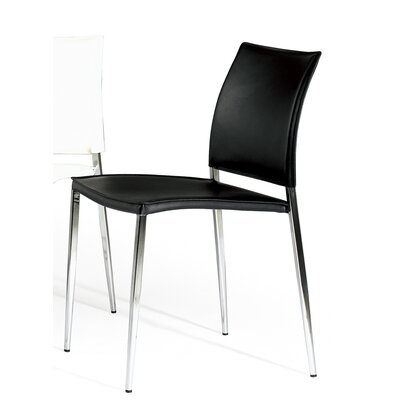 Bellini Modern Living Ice Side Chair