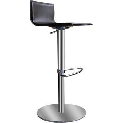 Bellini Modern Living Paula Adjustable Swivel Bar Stool