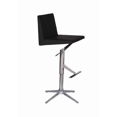 "Bellini Modern Living Ethan 32"" Adjustable Swivel Bar Stool"