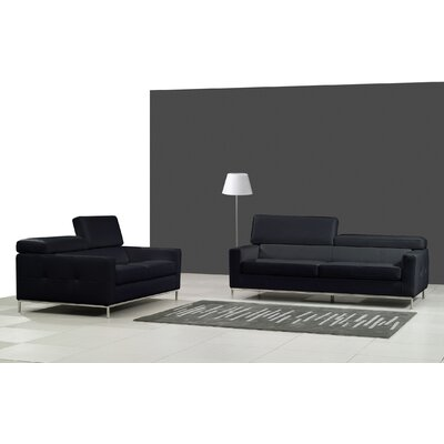 Bellini Modern Living Alison Loveseat