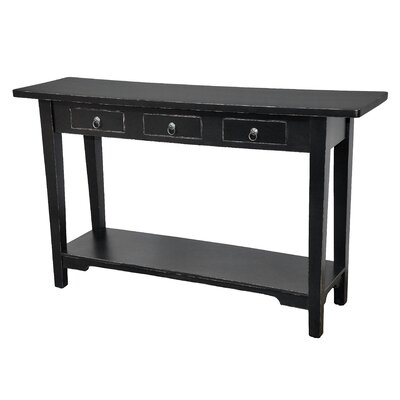 Casual Elements Colonial Console Table