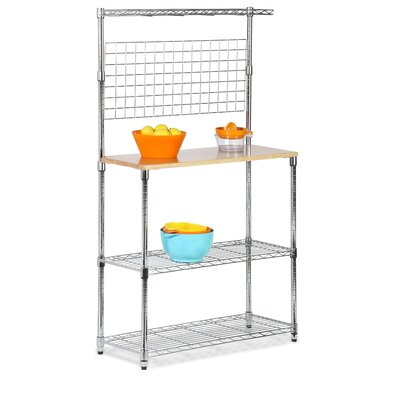 Honey Can Do Urban Baker's Rack