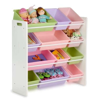 Honey Can Do Sort and Store Toy Organizer