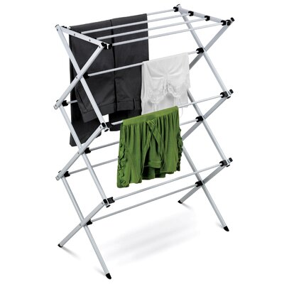 <strong>Honey Can Do</strong> Metal Clothes Drying Rack