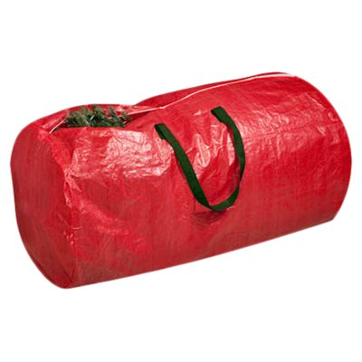 <strong>Honey Can Do</strong> Tree Storage Bag in Red