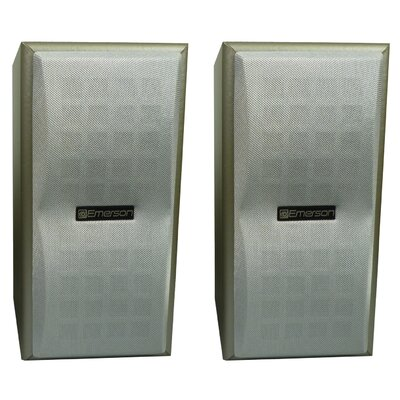 Emerson Karaoke Universal Powered Speakers