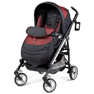 Peg Perego Pliko Switch 4-Position Stroller