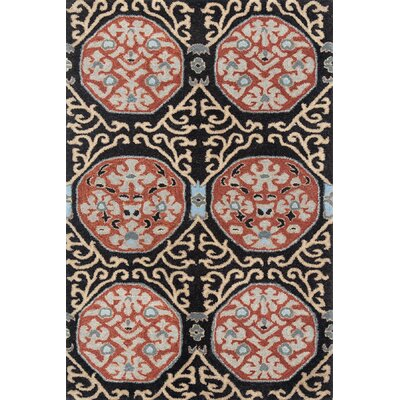 Dash and Albert Rugs China Medallion Dimensional Neutral Rug