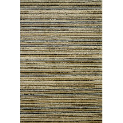 Tufted Brindle Mountain Stripe Rug