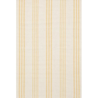 Dash and Albert Rugs Woven Cotton Denmark Striped Rug