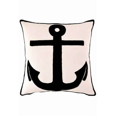 Dash and Albert Rugs Fresh American Admiral Polypropylene Pillow