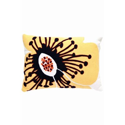 Dash and Albert Rugs Fresh American Cassia Polypropylene Pillow