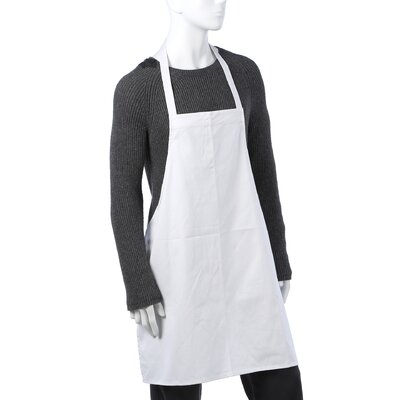 Fox Run Craftsmen Chef's Apron in White