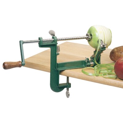 Fox Run Craftsmen Apple Peeler with Clamp Base