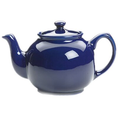 <strong>Fox Run Craftsmen</strong> Peter Sadler Teapot in Blue