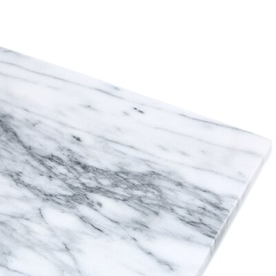 "Fox Run Craftsmen 16"" Marble Pastry Board"