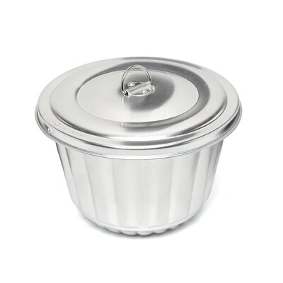 Steamed Pudding Mold and Lid