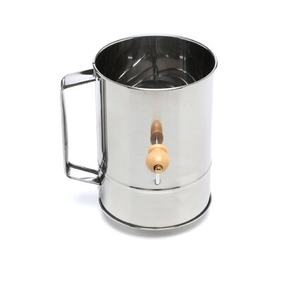 Fox Run Craftsmen Four Cup Flour Sifter