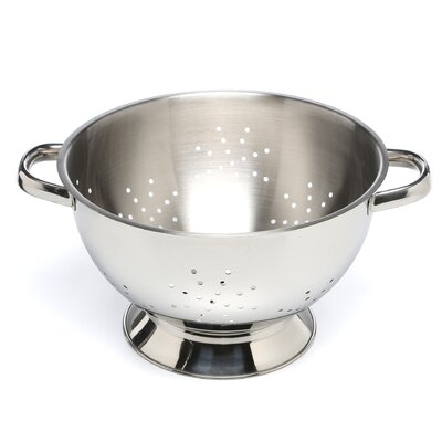 "Fox Run Craftsmen 13.25"" Stainless Steel Colander"