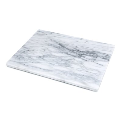 "<strong>Fox Run Craftsmen</strong> 16"" Marble Pastry Board"