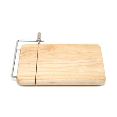 Fox Run Craftsmen Wooden Cheese Slicer