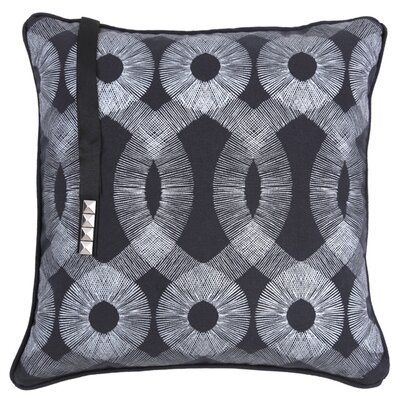 Kreme LLC Screen Print Spiro Pillow