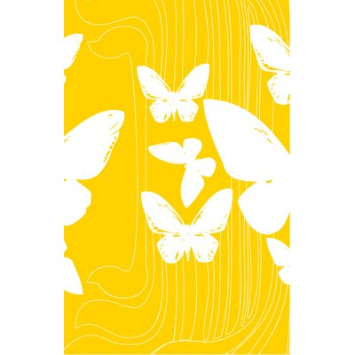 Kreme LLC California Butterflies Wallpaper