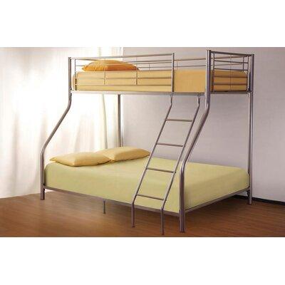 All Home Bedroom Trio Triple Sleeper Bunk Bed Reviews Wayfair Uk