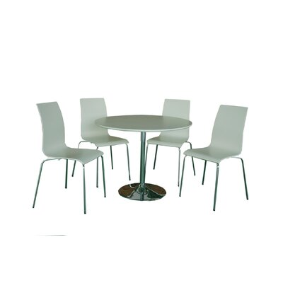Nastro 5 Piece Dining Set Wayfair Uk
