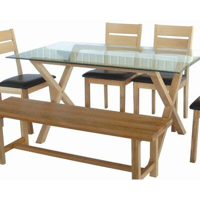 All Home Strandfield Dining Table Reviews Wayfair Uk