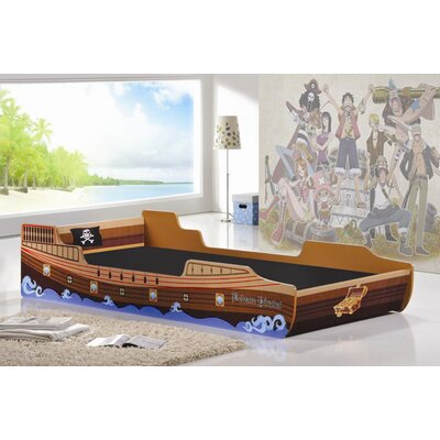 All Home Pirate Single Bed Frame Reviews Wayfair Uk