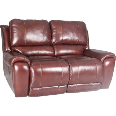 Parker Living Motion Titan Leather Recliner Loveseat