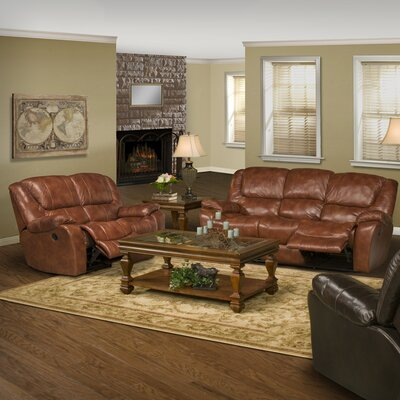Parker Living Motion Hercules Leather Dual Recliner Living Room Collection