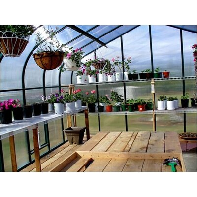 Cross Country Greenhouses Cross Country Pacific Polycarbonate Greenhouse