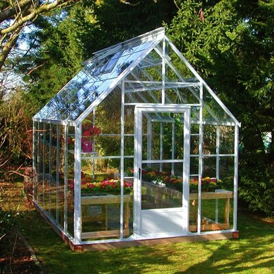 Cross Country Greenhouses Cape Cod Cross Country Series Glass Greenhouse