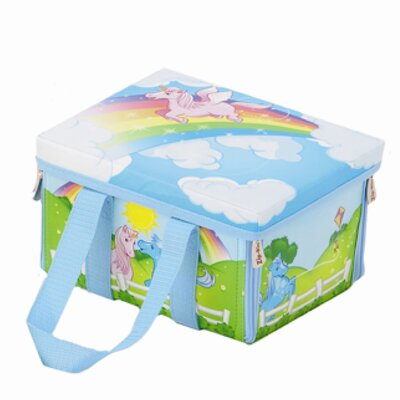 ZipBin Mini Unicorn Play Set
