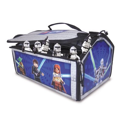 ZipBin Lego Star Wars Battle Bridge Storage Case