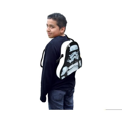 ZipBin Star Wars Stormtrooper Toy Bag