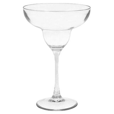 Front Of The House Drinkwise Margarita Glass