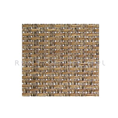 "Front Of The House Metroweave 13"" X 14"" Placemat in Beige (Set of 6)"