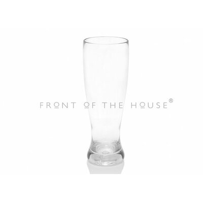 Front Of The House Drinkwise Pilsner Glass